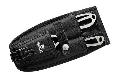 Buck Sheath 0141-02-BK for PakLite Field Master Black