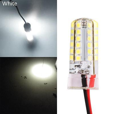 12V White Underwater LED Fishing Light Night Boat attracts fish Squid