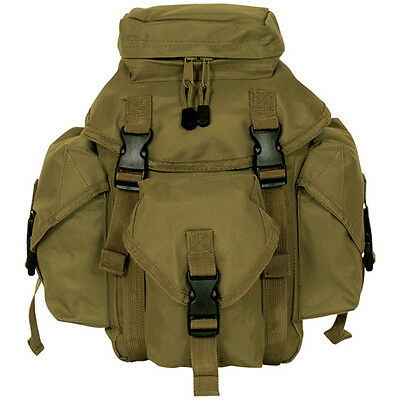 NEW Tactical Military Recon Mission MOLLE Butt Pack – DESERT COYOTE TAN