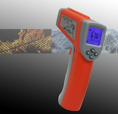 Temp Meter Temperature Gun Non-contact Digital Laser Infrared Thermometer New