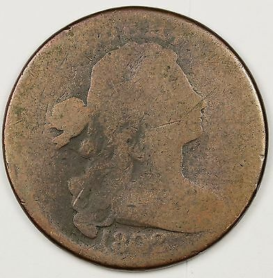 1802 Large Cent.  Circulated.  99291