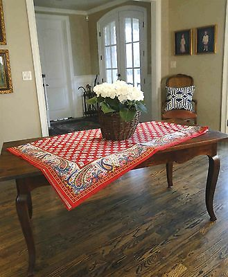 Antique French Country Farm Dining Table Provence  France ~ Walnut Charming Old