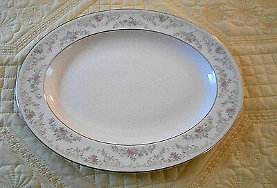 Royal Doulton The Romance Diana 1981 England Oval Serving Platter 13 1/2""