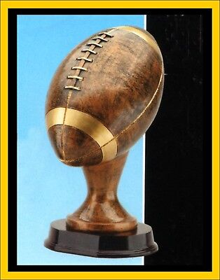 "LARGE 13"" Fantasy Football Trophy, Free Personalization"