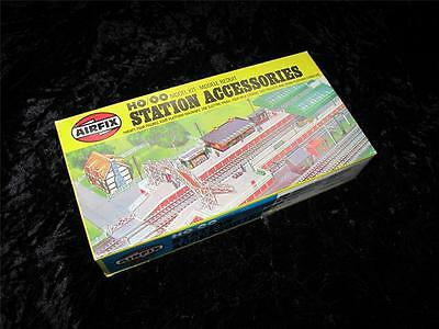 AIRFIX HO/OO MODEL RAILWAY KIT STATION ACCESSORIES New in Type 6 Box