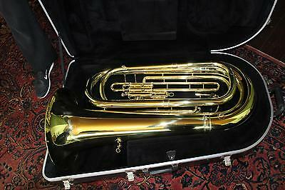King Model 1140MW Concert/Marching Convertible Tuba MINT QuinnTheEskimo