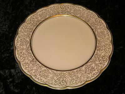 VINTAGE REPLACEMENT CHINA Dinner Plate W.H. Grindley INGESTRE Peach Petal
