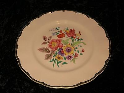 VINTAGE REPLACEMENT CHINA Side Plate W.H. Grindley STAFFORD Peach Petal