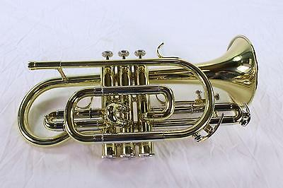 Besson Model 1020-1-0 Performance Bb Cornet in Lacquer  QuinnTheEskimo