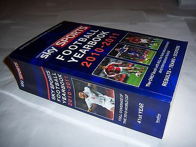 Sky Sports (Rothmans) Football Yearbook 2010/11 #41 Chelsea / Manchester United