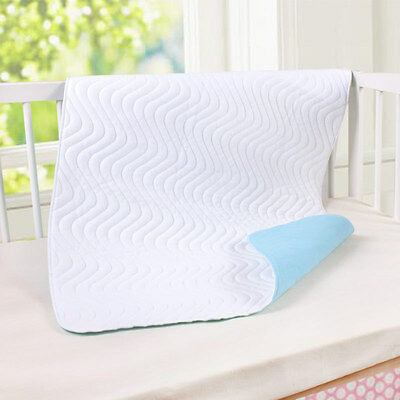 Cotton Baby Infant Diaper Nappy Urine Mat Waterproof Bedding Changing Cover Pad