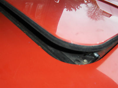 Ford Capri Sunroof Seal ~ New ~ Capri Club Version
