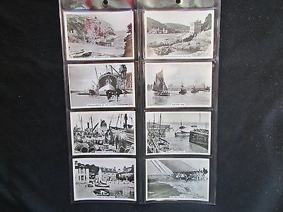 Senior Service Coastwise 1939. A Full Complete Set Of 48 Cards. VG+