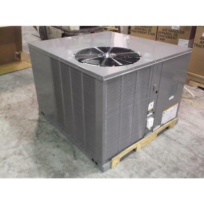 Rheem Rqpw-B025Jk08E 2 Ton Convertible Rooftop Heat Pump Air Conditioner 14Seer