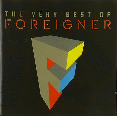 CD - Foreigner - The Very Best Of Foreigner - #A3816