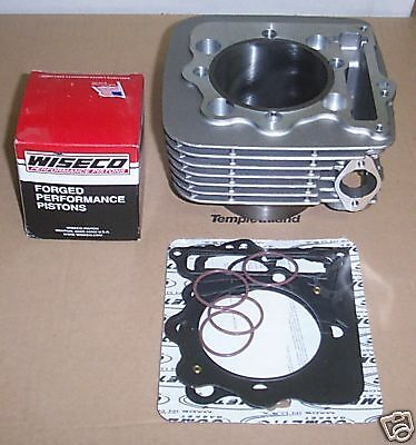 Honda Xr400 Xr400R Wiseco 440Cc Big Bore Cylinder Kit 11:1