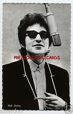 BOB DYLAN - Original Late 1960's REAL PHOTO POSTCARD RPPC