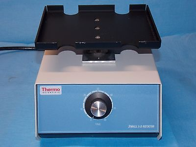 Thermo Scientific Small 3-D Rotator Model #4630 Used Great Condition