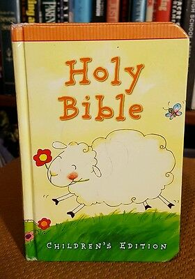 Holy Bible Children's Edition (2008, Hardcover) International Childrens Bible