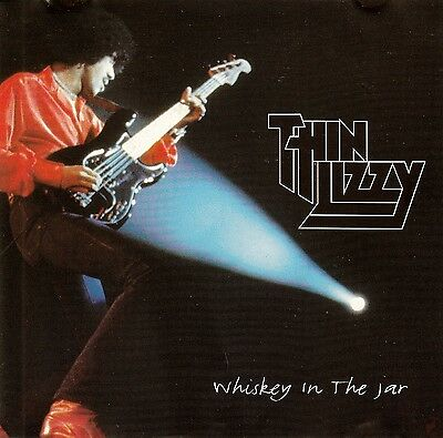 Thin Lizzy : Whisky In The Jar / Cd