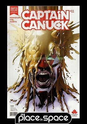 Captain Canuck, Vol. 2 #11A (Wk01)