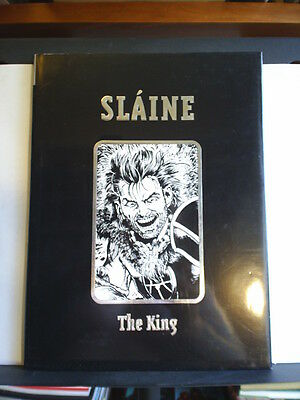 Graphic Novel: Slaine - The King - Classic Hardback Collectors Edition