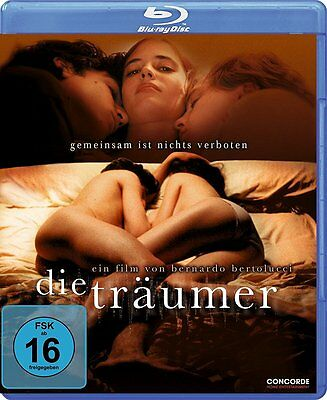 The Dreamers (Die Traumer) IMPORT Blu-Ray BRAND NEW Free Ship USA Compatible