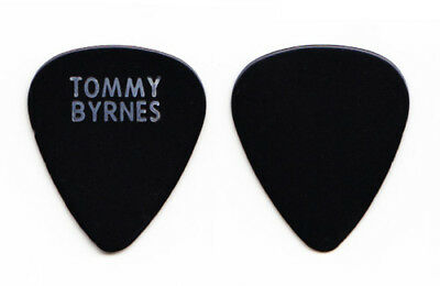 Billy Joel Tommy Byrnes Black Guitar Pick - 2010 Tour