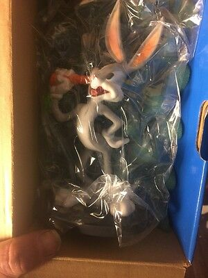 EXCLUSIVE BUGS BUNNY Statue WB Collectors Guild MEMBERSHIP Kit 1996 RARE UNUSED