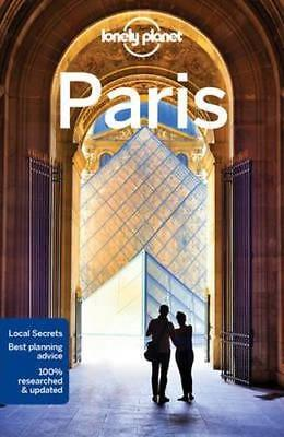 NEW Paris By Lonely Planet Travel Guide Paperback Free Shipping