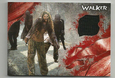 2016 Topps Survival Box  Walking Dead Walker Clothing  Relic Card