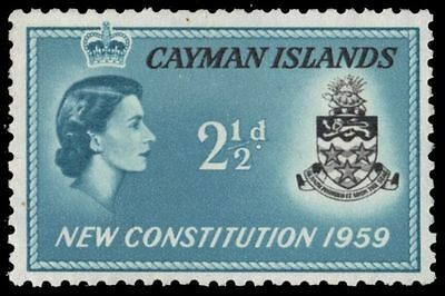 CAYMAN ISLANDS 151 (SG163) - New Constitution (pa75075)