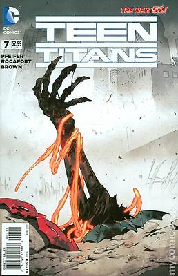 Teen Titans (2014 5th Series) #7A FN