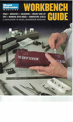 KALMBACH Model Railroader Magazine Workbench Guide Supplement Section 16 pages