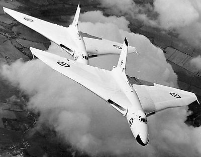 Giant 1/12 Scale Avro Vulcan Plans, Templates and Instructions