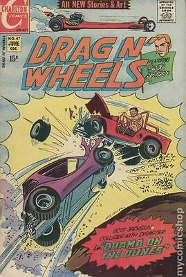 Drag N Wheels (1968) #47 FN