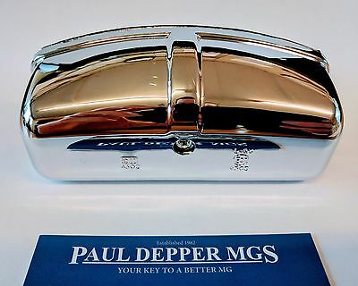 MG Midget Chrome Effect Rear Number Plate Lamp (127916Z)