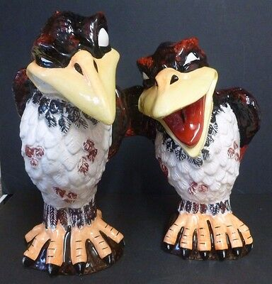 Lorna Bailey  *PAIR * Jim & Ray BIRDS * NEW & MINT  * NEW *