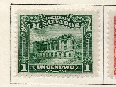 El Salvador 1916 Early Issue Fine Mint Hinged 1c. 120598