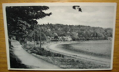 Rhu, Gareloch, Argyll and Bute. Postcard c.1930s?. Published by Valentine's