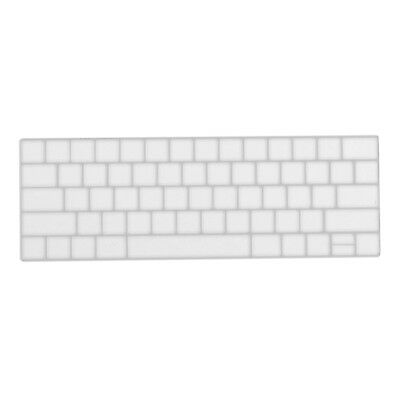 Clear Keyboard Cover for Touch Bar Touch ID Enabled 2016 MacBook Pro 13 and 15