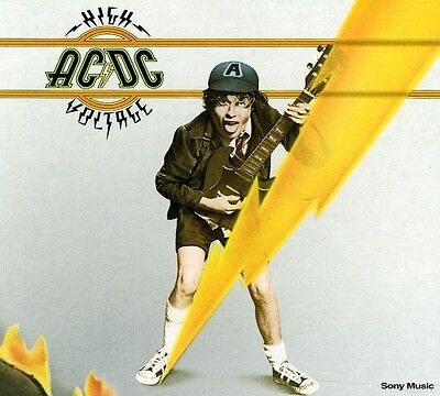 AC/DC - High Voltage [New CD] Italy - Import