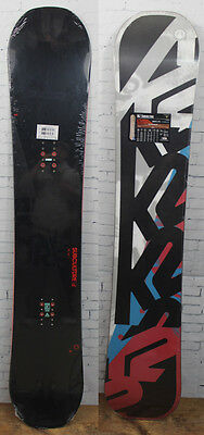 New 2015 K2 Subculture Snowboard 158 cm
