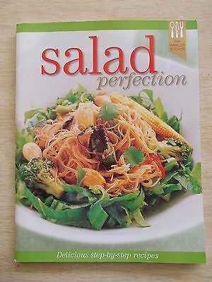 Salad Perfection~The Hinkler Kitchen~Cookbook~ Recipes~80pp P/B~2004