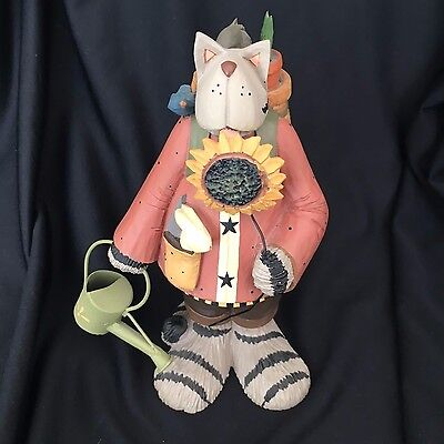 Petal Power - Williraye - Excellent Cat with Backpack of Kittens