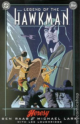 Legend of the Hawkman (2000) #2 FN