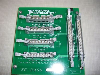 AW26 National Instruments SC-2055 Cable Adapter Board AW26 AL1