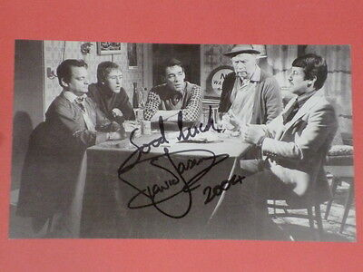 Only Fools & Horses Signed David Jason & Nicholas Lyndhurst,2 Very Nice Items !