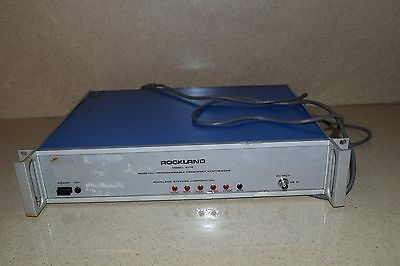 Rockland Model 5110 Programmable Frequency Synthesizer (F3)