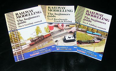 RAILWAY MODELLING - Beginners Guides